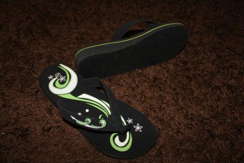 Zehen Trenner Sandalen Badeschuhe Pantoffeln mit Strass Gr 37 38 39 40 41