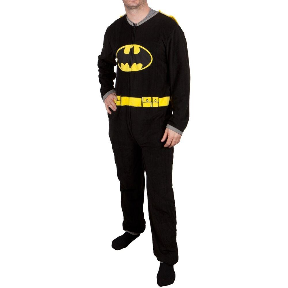 Batman - Costume Union Suit With Cape