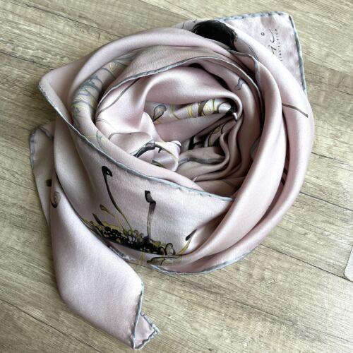 Fabric Frontline silk scarf