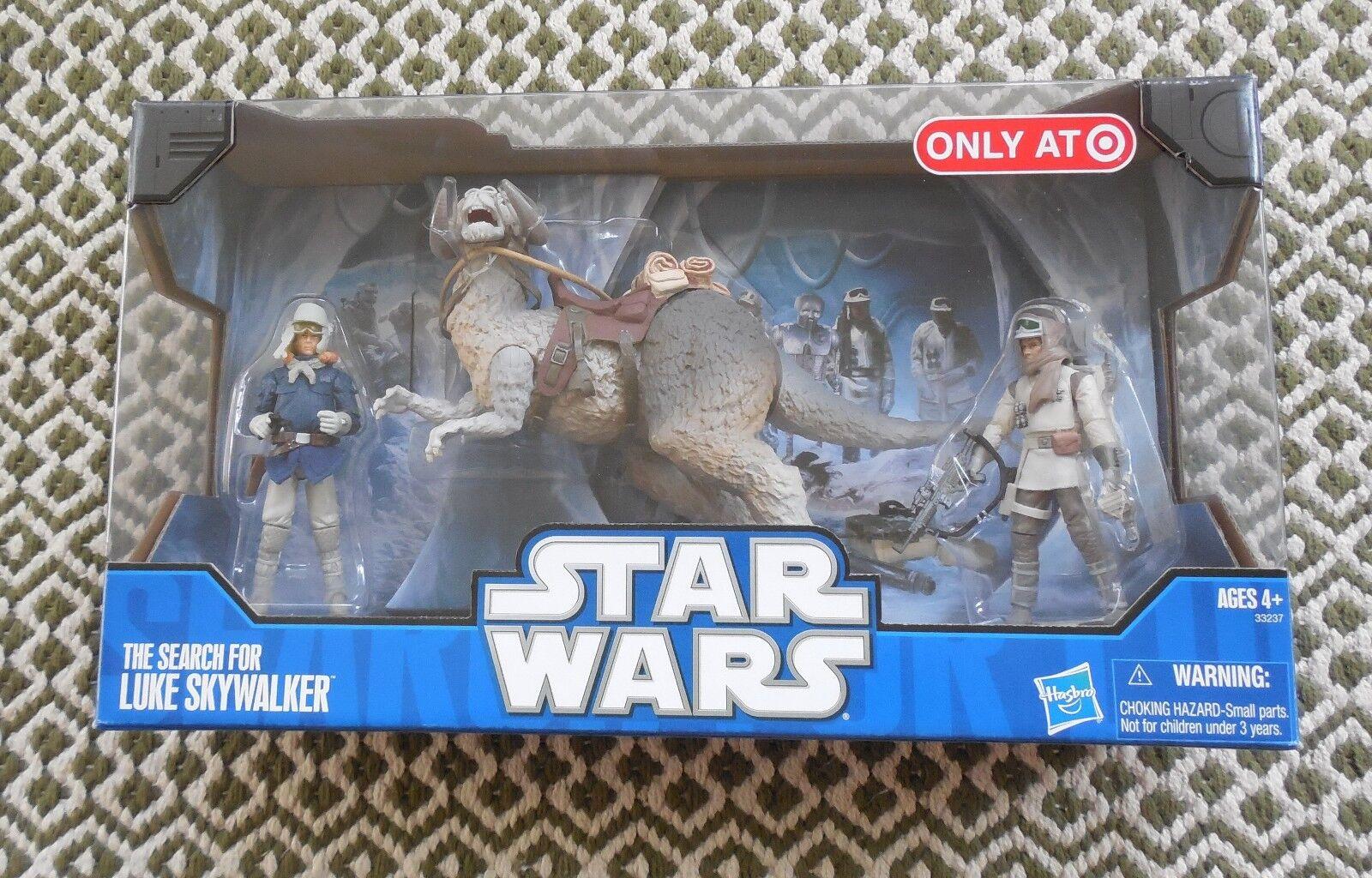 Star - wars - die suche nach luke skywalker eine exklusive 2011