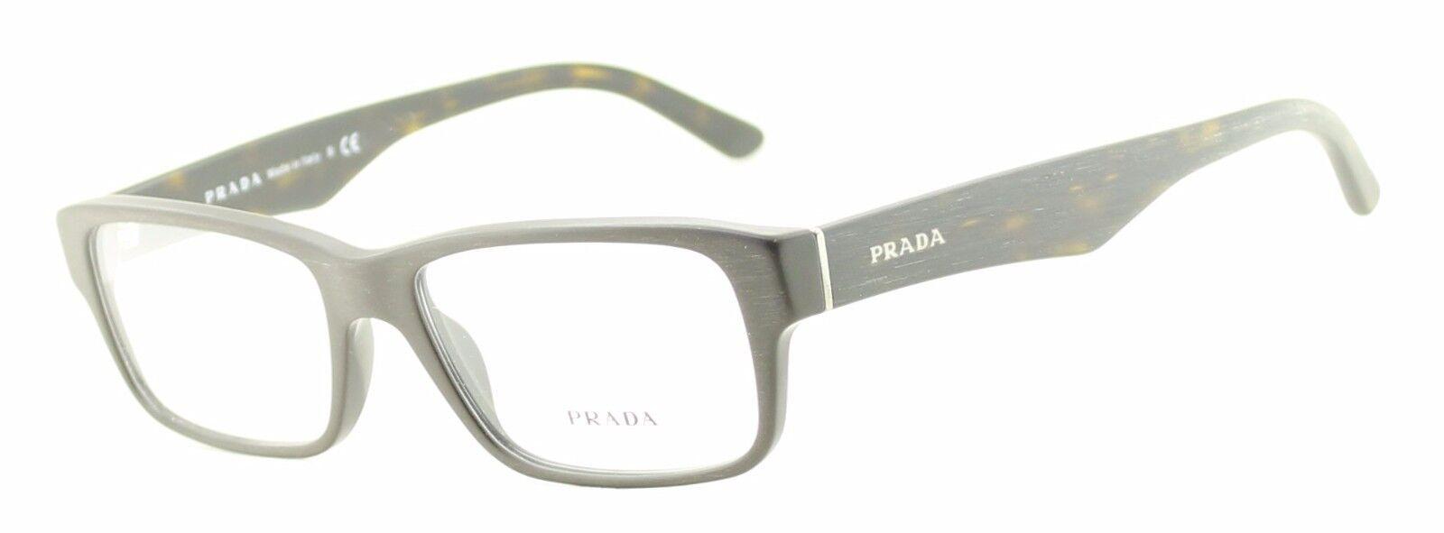 e07037a989 PRADA VPR 16m Ubh-1o1 53mm Eyewear Frames Eyeglasses RX Optical Glasses -  Italy
