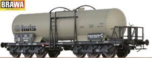 Brawa-H0-48538-Kesselwagen-Chemische-Werke-Huels-AG-der-DB-NEU-OVP
