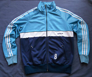 adidas jacke old-school rot