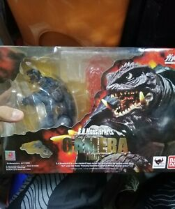 gamera 1996 sh monsterarts shma action figure rare bandai