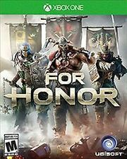 For Honor (Microsoft Xbox One, 2017) - COMPLETE