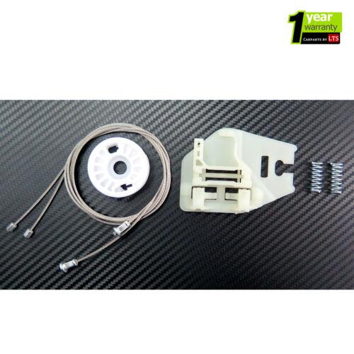 E46 Ventana Regulador Kit de reparación de parte trasera derecha del sistema operativo