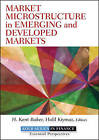 Market Microstructure in Emerging and Developed Markets: Price Discovery, Information Flows, and Transaction Costs by John Wiley & Sons Inc (Hardback, 2013)