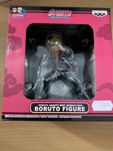 Boruto Figurine Naruto Next Générations Banpresto Neuf 12cm Fils De Naruto