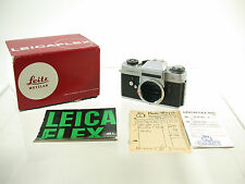 Leica Leicaflex SL Body CHASSIS CLASSIC Mechanic Premium R top box/17