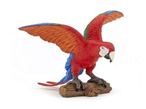 Macaw 7 cm Wild Animals Papo 50158