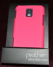 Pink Samsung Focus S Feather Ultra Light Thin Protective Hard Shell Case