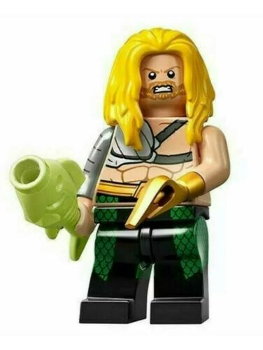 Nº 3 Aquaman-Neuf LEGO Minifigures DC 71026