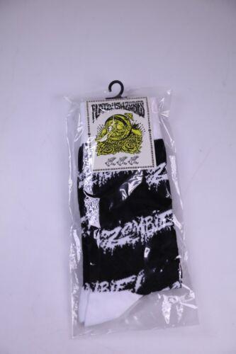 One Size Zombie Socks Flatbush Zombies Black