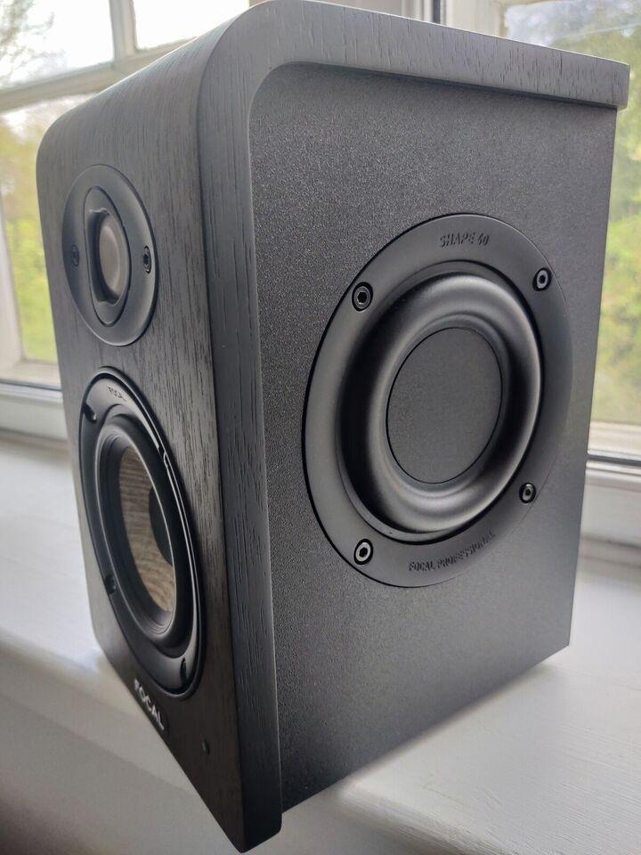 Studio monitor, Focal Shape 40