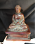 Sakyamuni Resin Buddha statue statue Blessing keep us safe