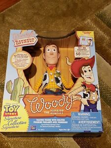 Toy-Story-Woody-039-s-Roundup-Talking-Sheriff-Woody-Toy-Story-Signature-Collection