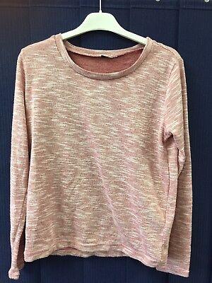 2019 Ultimo Disegno Le Ragazze A Maniche Lunghe T Shirt-h&m Taglia Xs Buone Condizioni-mostra Il Titolo Originale