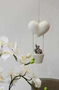 36481-Colgante-Amor-Balloon-Ceramica-Metal-Blanco-Plata-Con-Cuerda-para-colgar