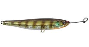 Jackall-Riser-Bait-007R-Topwater-Lure-2-3-4-inch-Hard-Topwater-Bass-Lure
