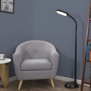 Image Is Loading Lavish Home Led Sunlight Floor Lamp With Dimmer