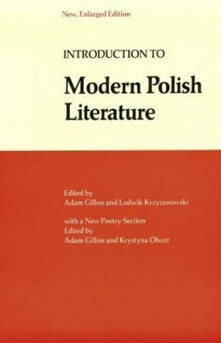 Introduction to Modern Polish Literature by Adam Gillon
