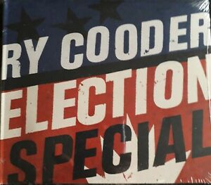 Ry-Cooder-Election-Special-CD-NEW-Sealed