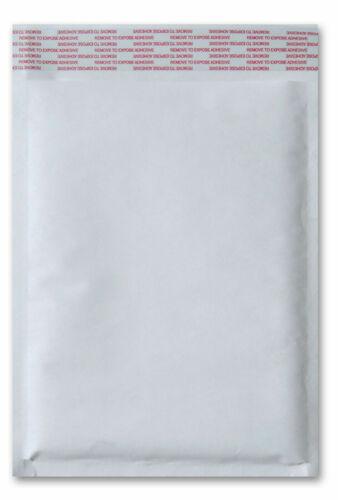 "100 #3 White Kraft Bubble Mailers 8.5/"" x 14.5/"" Envelopes Shipping Bags"