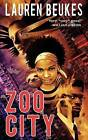 Zoo City by Lauren Beukes (CD-Audio, 2016)