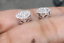 Deal-1-05CT-NATURAL-ROUND-DIAMOND-HALO-CLUSTER-STUDS-EARRINGS-IN-14K-GOLD-9MM thumbnail 6