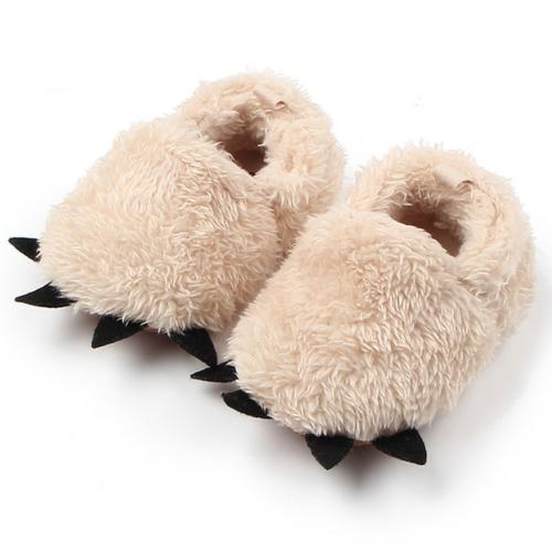 Baby Boy Girl Warm Fluffy Indoor Bear