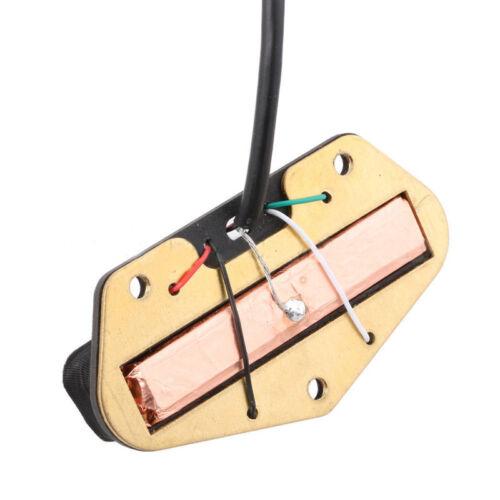 E-Gitarre doppelt Eisenbahn Tonabnehmer Humbucker für Fender Telecaster Tele