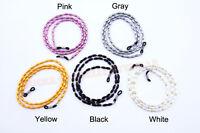 Beaded Eyeglass Sunglass Neck Cords Chain Retainer Holder Eyewear Strap 27