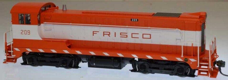ESCALA H0 - Locomotora diésel BALDWIN vo-1000 St Louis - San Francisco 24225 NEU