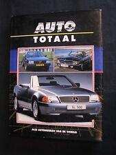 Lekturama Book Auto Totaal Mercedes-Benz FIA - GAL (Nederlands) (MBC)