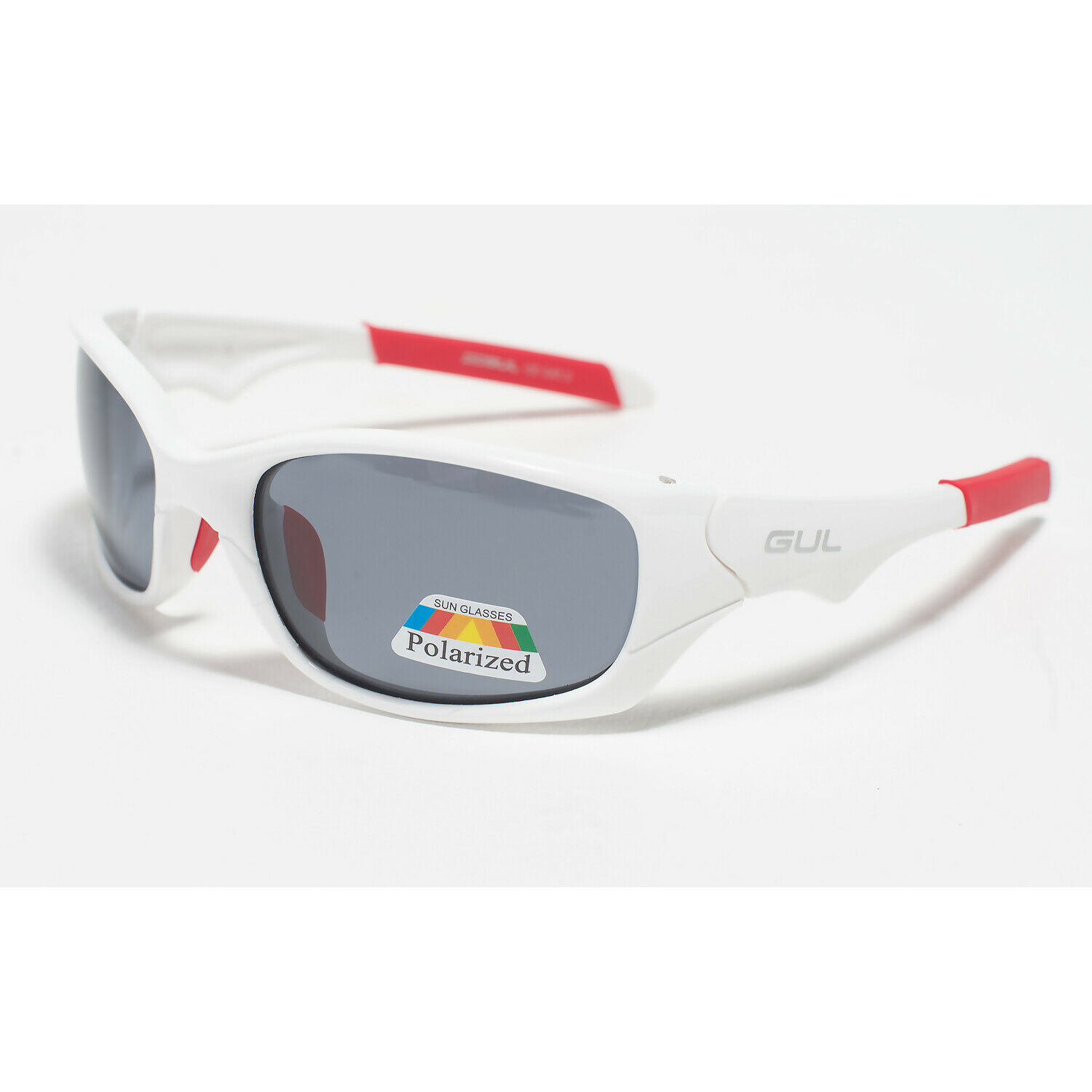 Gul Saco Floating Sunglasses 2019 - White Red