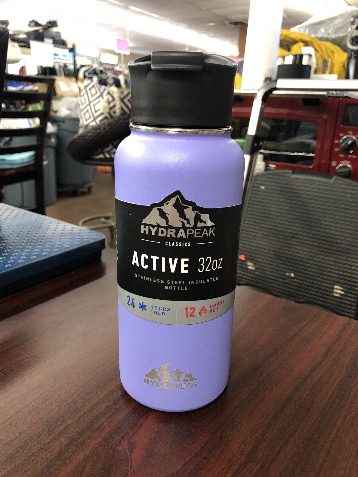Hydropeak Stainless Steel Insulated Bottle 32oz Lilac Nwt For Sale Online