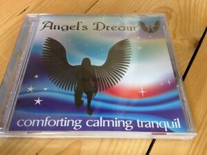 Angel-039-s-Dream-CD-relaxation-meditation-therapy-tranquil-music-5060087726229