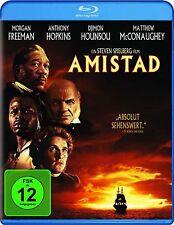 Amistad -  Steven Spielberg - Morgan Freeman # Blu-ray Disc - OVP - NEU