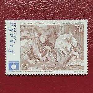 Año 1999 España Congreso Internacional de Museologia del Dinero Nº 3678 MNH
