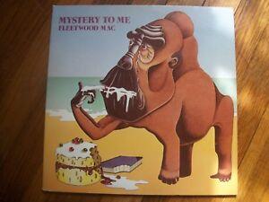 Mystery To Me >> Fleetwood Mac Mystery To Me Gatefld Vinyl Album 759925982242