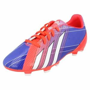 check out d8f37 46087 Image is loading Boys-F10-TRX-FG-J-Multi-Coloured-Lace-