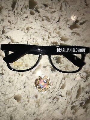 BRAZILIAN BLOWOUT ORIGINAL EYE PROTECTIVE GLASSES
