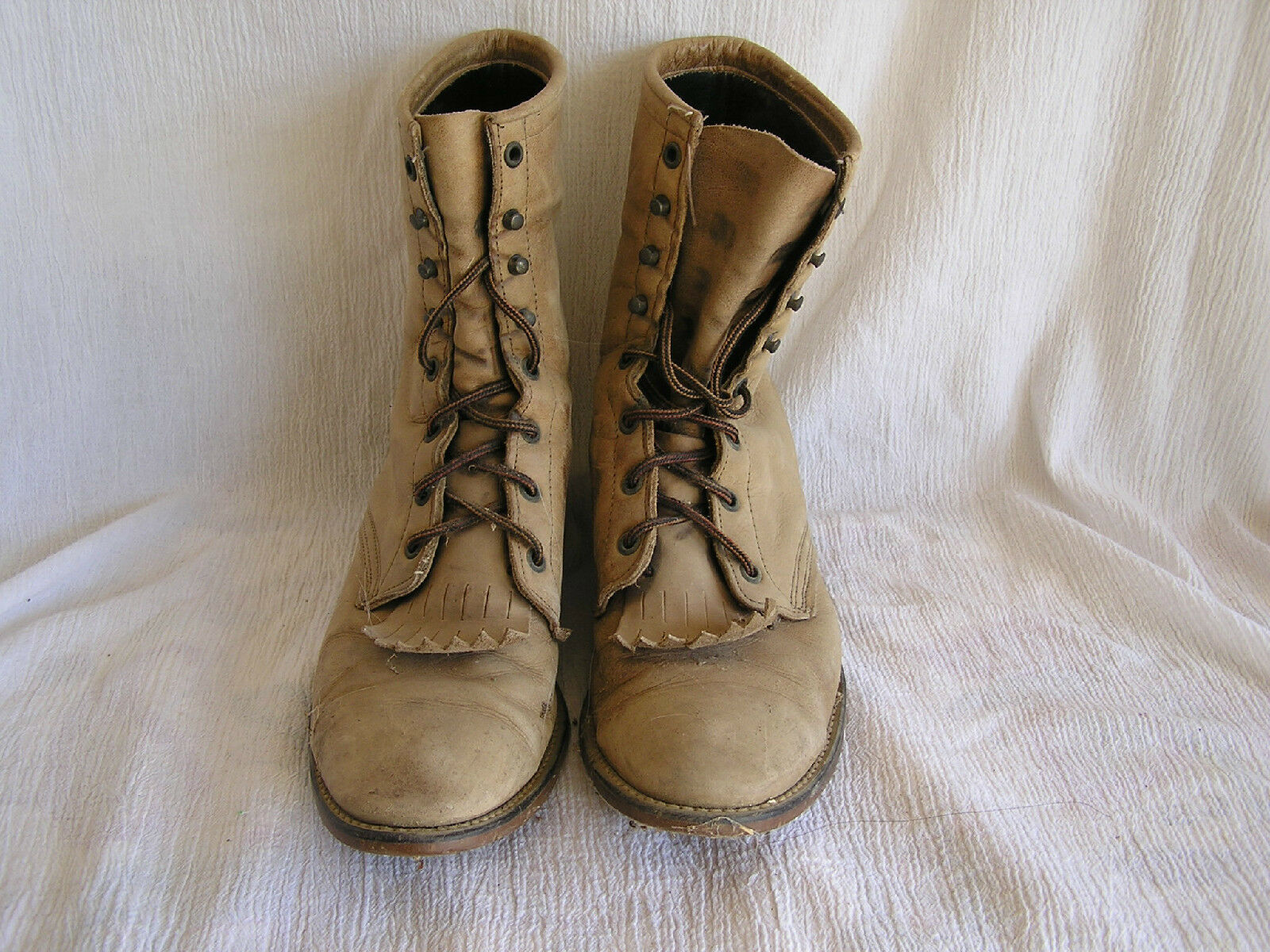 Laredo Brown Leather Cowboy Cowgirl Horse Riding Equestrian  Boots Women's 9.5 D  online