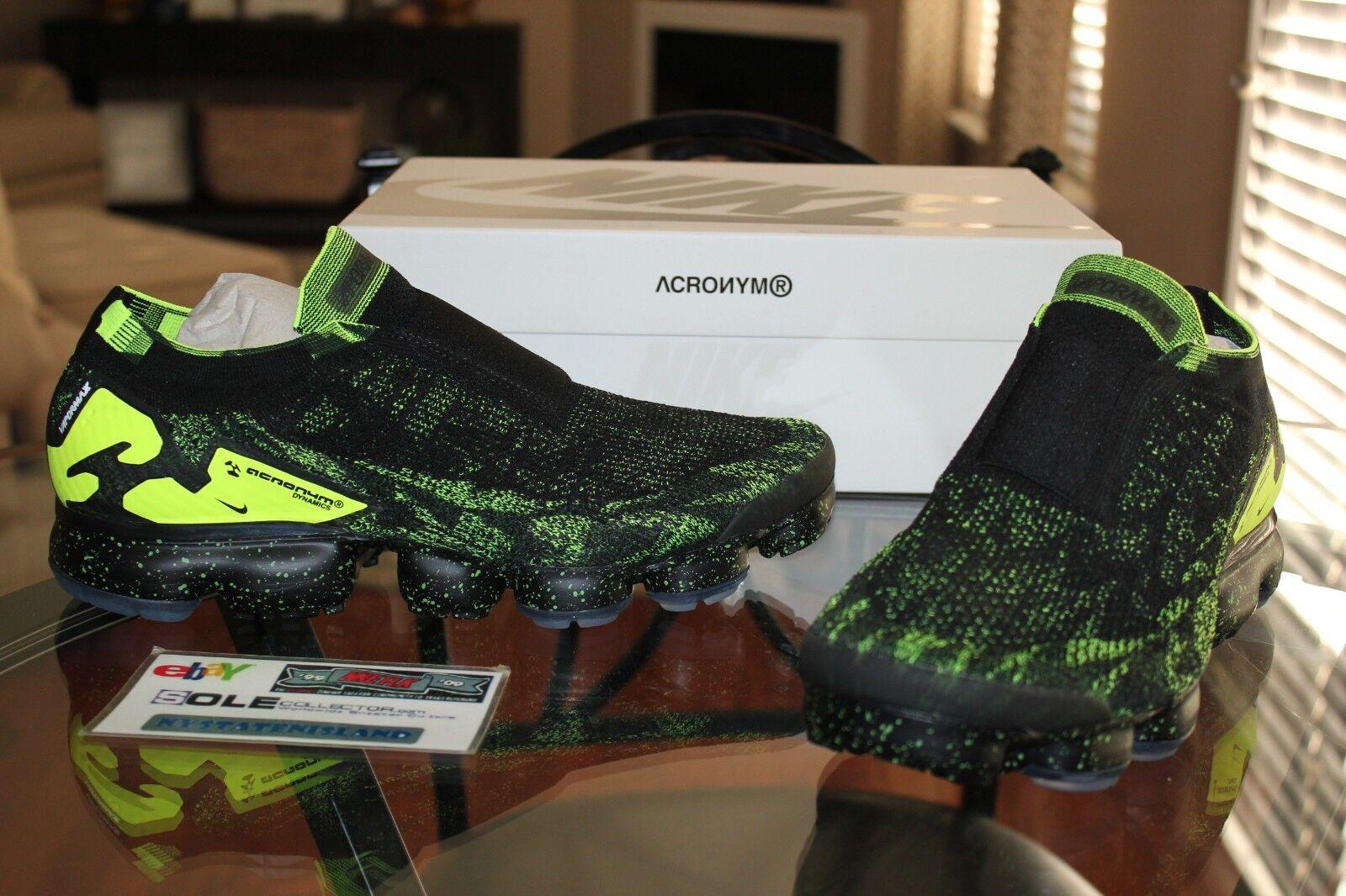 Material Nike Air vapormax aq0996-007 Moc 2 sigla Negro aq0996-007 vapormax comodo gran descuento ea362e