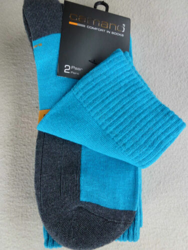 Camano Ladies Men/'s Sport Socks 2 Value Pack Socks Gr 35-49 Protex Plush Sole