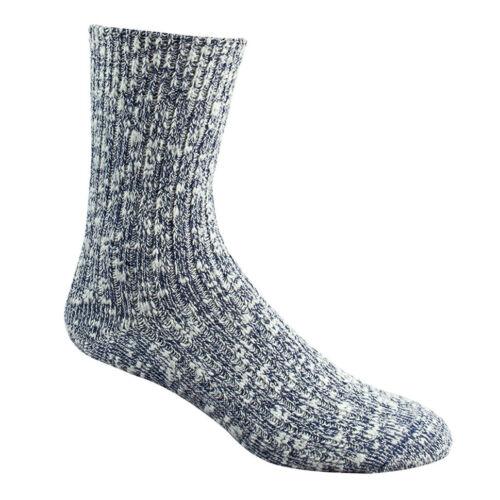 Wigwam-R Cypress Socks White//Navy Chaussettes