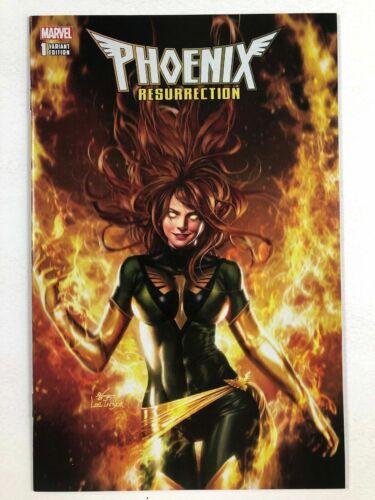 Phoenix Resurrection Return Of Jean Grey 1 Marvel 2017 In-Hyuk Lee Color Variant