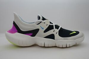 Details about Nike Free RN 5.0 WhiteVolt Herren Size 8 13 Running schuhe New in Box AQ1289 100