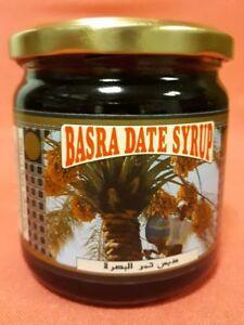450-g-Dattelsirup-Datteln-Molasse-100-Natuerlich-Dattelsaft-Basra-Vegetarisch