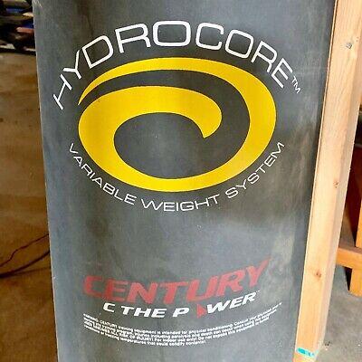 Century Martial Arts Large HydroCore Vinyl Punching Kicking Boxing MMA Heavy Bag